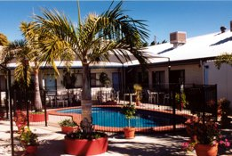 Peppercorn Motel  Restaurant - Southport Accommodation