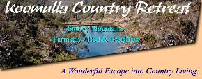 Koomulla Country Retreat - Southport Accommodation
