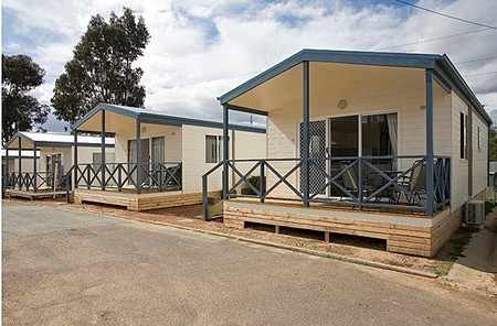 Crestview Top Tourist Park - Southport Accommodation