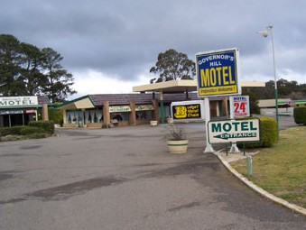 Governors Hill Motel - Southport Accommodation