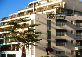 Manly Paradise Motel And Apartments - Southport Accommodation