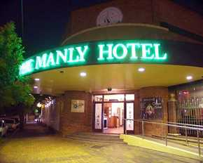 The Manly Hotel - Southport Accommodation