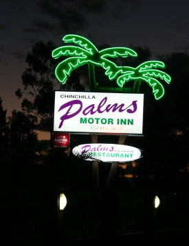 Chinchilla Palms Motor Inn - Southport Accommodation