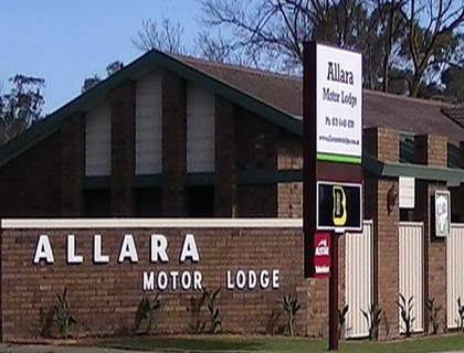 Allara Motor Lodge - Southport Accommodation