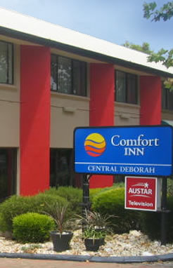 Comfort Inn Central Deborah - Southport Accommodation