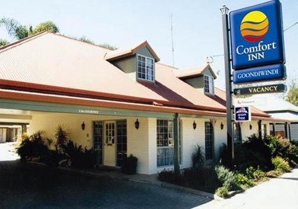 Comfort Inn Goondiwindi - Southport Accommodation