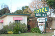 COHUNA MOTOR INN - Southport Accommodation