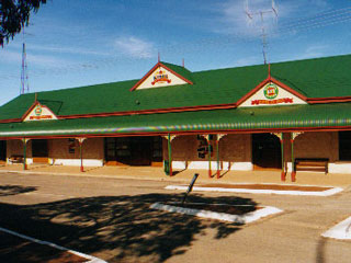 Kimba Community Hotel/motel - Southport Accommodation