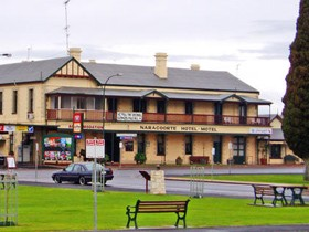 Naracoorte Hotel/Motel - Southport Accommodation