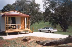 Saunders Gorge Sanctuary - Hideaway Cottage - Southport Accommodation