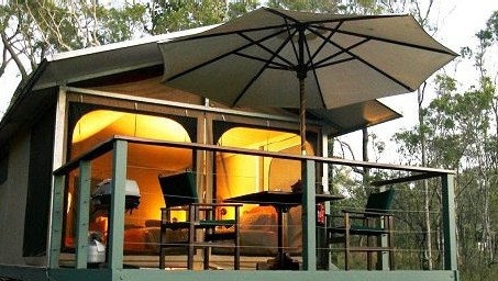 Jabiru Safari Lodge at Mareeba Wetlands - Southport Accommodation