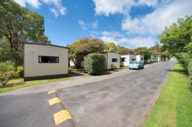 Burnie Holiday Caravan Park - Southport Accommodation
