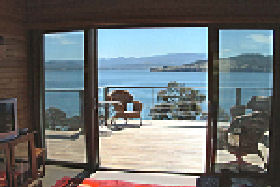 Bruny Island Accommodation Services - Captains Cabin - Southport Accommodation