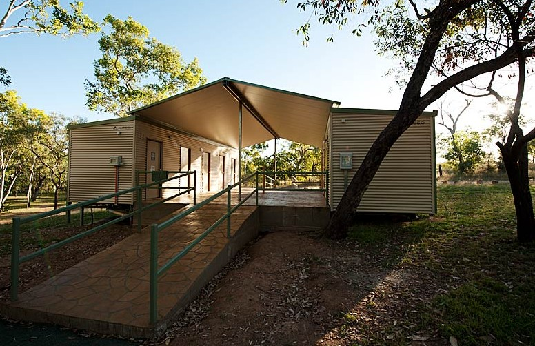 Cobbold Gorge - Southport Accommodation
