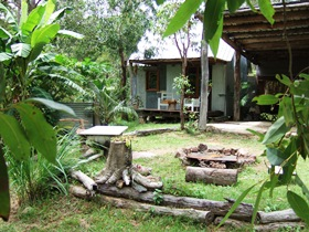 Ride On Mary Bush Cabin Adventure Stay - Southport Accommodation