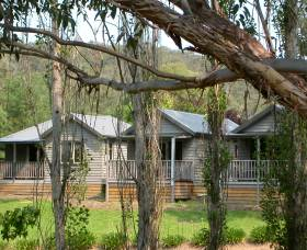 The Homestead Cabins Brogo - Southport Accommodation