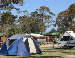 BIG4 Moruya Heads Easts at Dolphin Beach Holiday Park - Southport Accommodation
