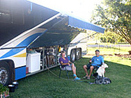 Grafton Greyhound Racing Club Caravan Park - Southport Accommodation