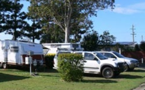 Browns Caravan Park - Southport Accommodation