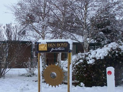 Ben Boyd Guesthouse - Southport Accommodation