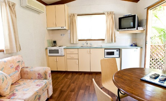 BIG4 Emerald Beach Holiday Park - Southport Accommodation