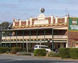 Commercial Hotel Barellan - Southport Accommodation