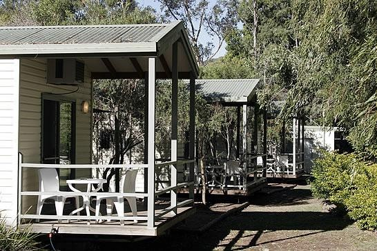 BIG4 Cania Gorge Holiday Park - Southport Accommodation