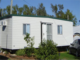 Blue Gem Caravan Park - Southport Accommodation