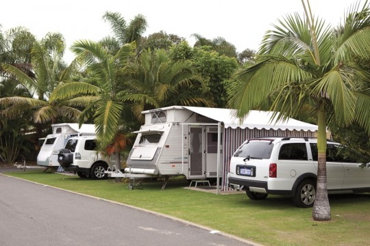 Fraser Lodge Holiday Park