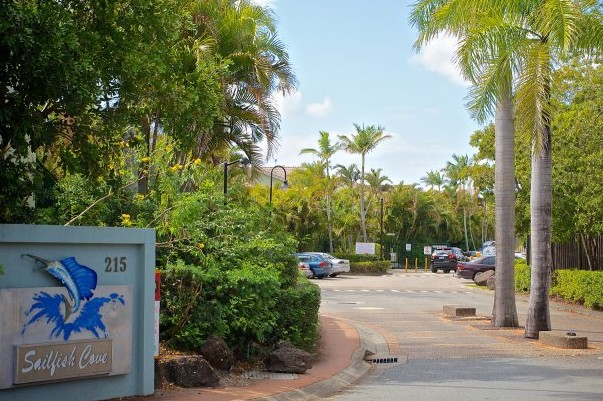 Sailfish Cove - Southport Accommodation