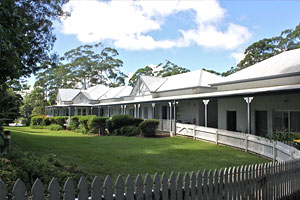 Woodleigh Homestead Bed  Breakfast - Southport Accommodation
