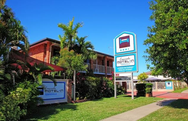 Cascade Motel In Townsville - Southport Accommodation