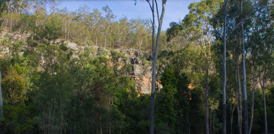 Cania Gorge Tourist Retreat - Southport Accommodation