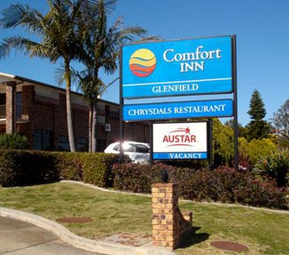 Comfort Inn Glenfield