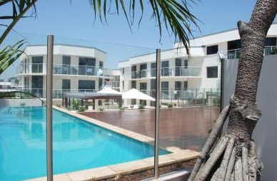 Bayview Beachfront Apartments - Southport Accommodation