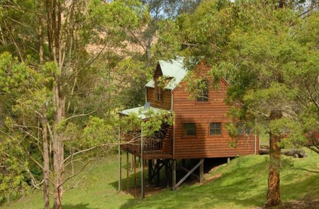 Hookes Creek Forest Retreat - Southport Accommodation