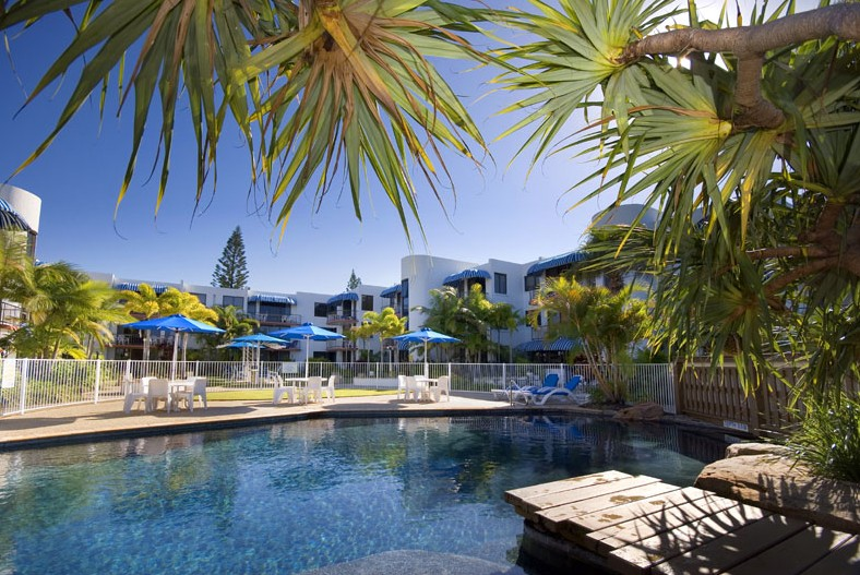 Headland Tropicana - Southport Accommodation