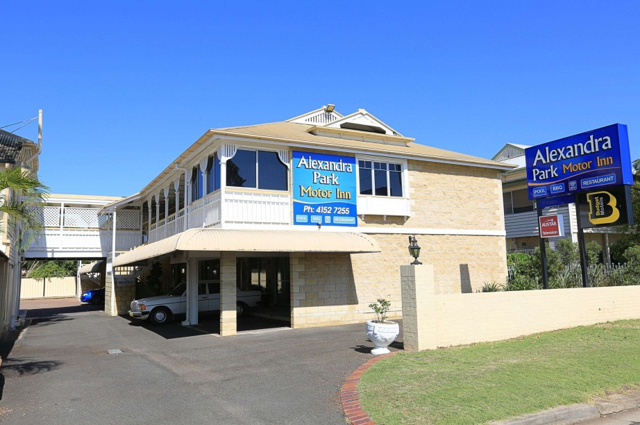 Alexandra Park Motor Inn - Southport Accommodation