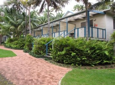 Somerset Apartments Lord Howe Island - Southport Accommodation