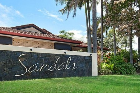 Sandals - Southport Accommodation