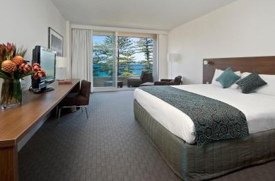 Manly Pacific Sydney Managed By Novotel - Southport Accommodation