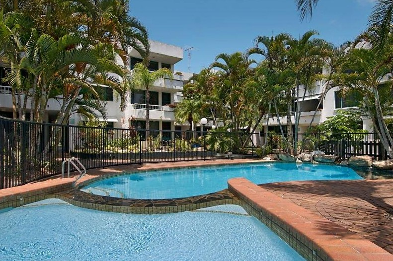 Headland Gardens Holiday Apartments - Southport Accommodation