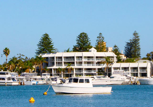 Pier 21 Apartment Hotel Fremantle - Southport Accommodation