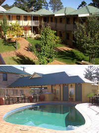 Pioneer Motel Kangaroo Valley - Southport Accommodation