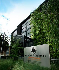 Albert Heights Serviced Apartments - Southport Accommodation