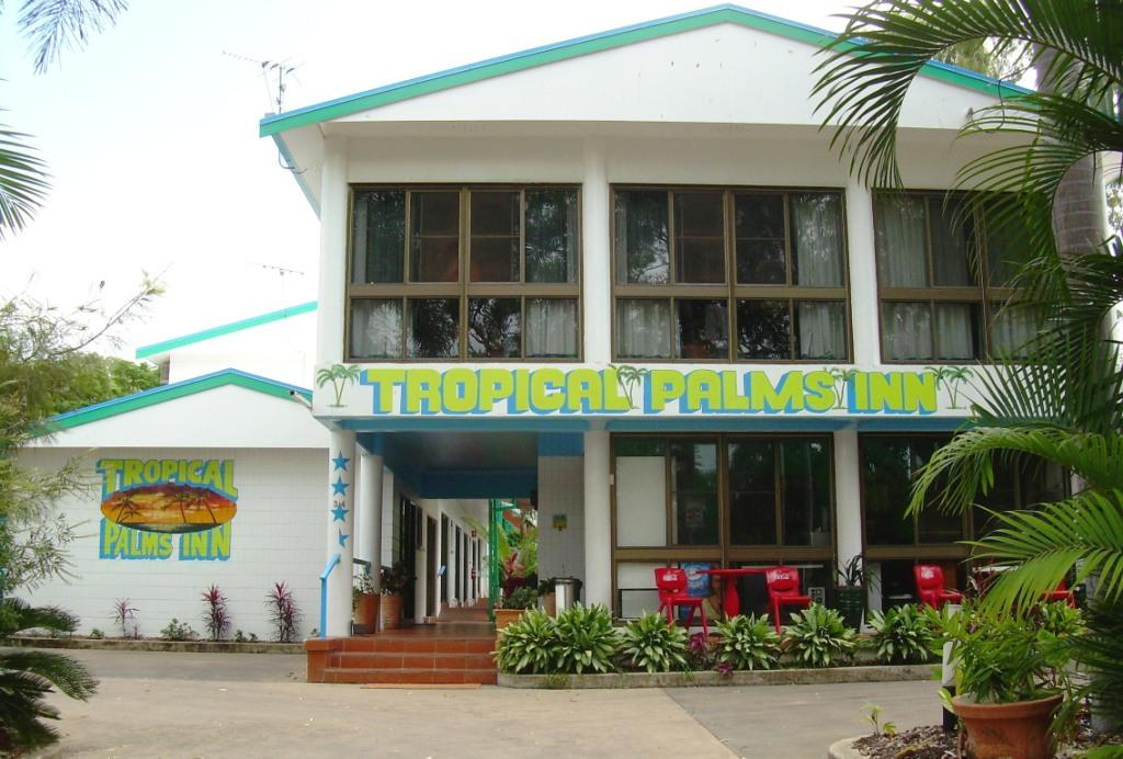Tropical Palms Inn - Southport Accommodation