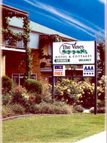 The Vines - Southport Accommodation