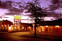 Dalby Mid Town Motor Inn - Southport Accommodation