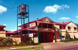 Dalby Homestead Motel - Southport Accommodation
