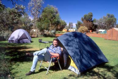 Voyages Ayers Rock Camp Ground - Southport Accommodation